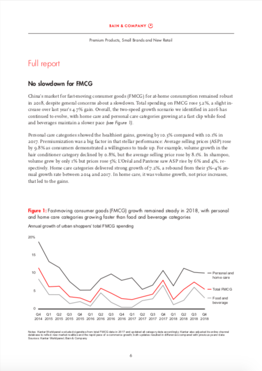 China Shopper Report 2019, Vol. 1: Premium Products, Small Brands and New Retail (2) - shared by OctoPlus Media