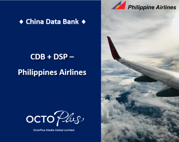 China Data Bank_Philippines Airlines l OctoPlus Media
